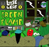 Green Flame Front Cover